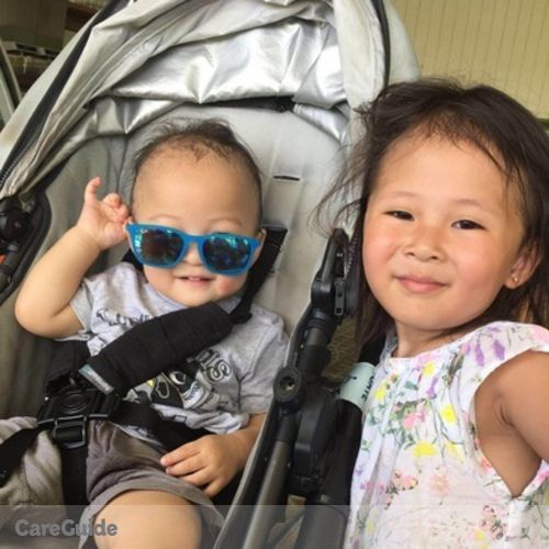 Canadian Nanny Job Dalena Nguyen's Profile Picture