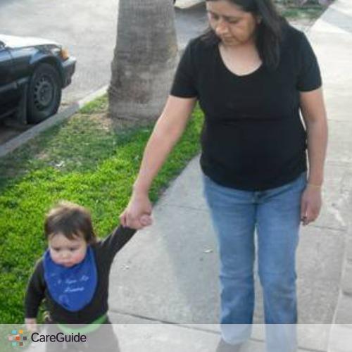 Child Care Provider maria escobedo's Profile Picture