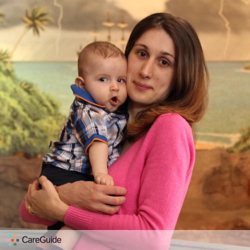 Child Care Provider Ia Inadze's Profile Picture