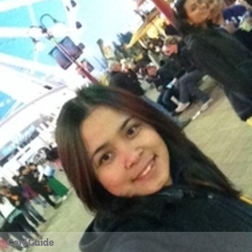 Canadian Nanny Provider Elena Gapul's Profile Picture