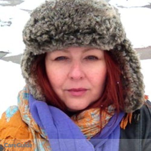Canadian Nanny Provider Christine Swiderski's Profile Picture