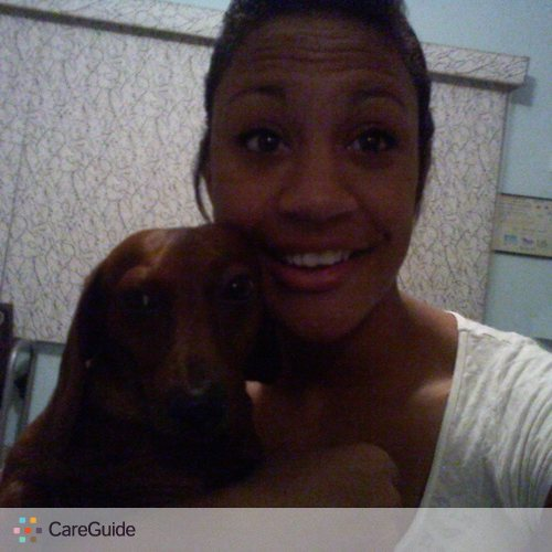 Pet Care Provider Vanessa Ellis's Profile Picture