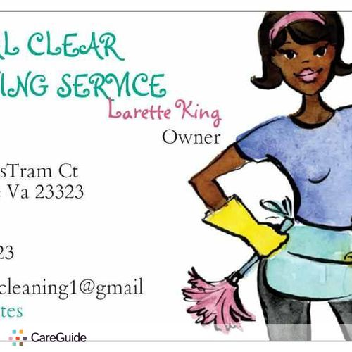 Housekeeper Provider Larette King's Profile Picture