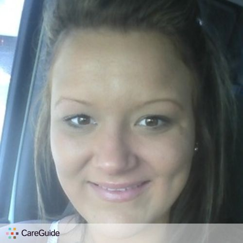 Housekeeper Provider Amber Seabolt's Profile Picture
