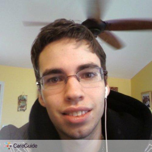 House Sitter Provider Joshua Smith's Profile Picture