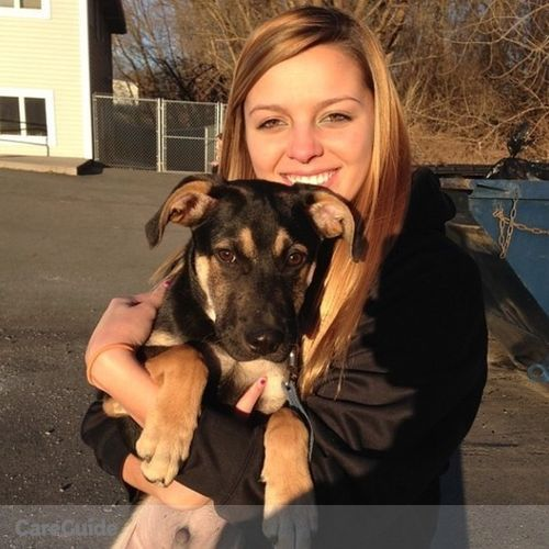 Pet Care Provider Kaitlyn Fitzgerald's Profile Picture