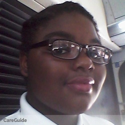 Housekeeper Provider Jade Seymore's Profile Picture