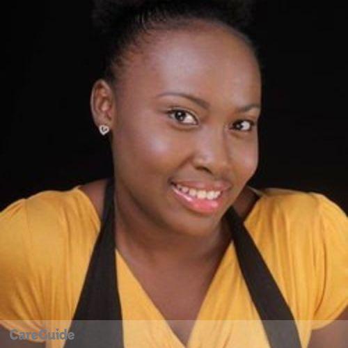 Canadian Nanny Provider Monique Fraser's Profile Picture