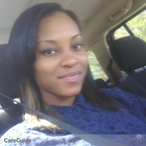 Housekeeper Provider Jamecia Miller's Profile Picture