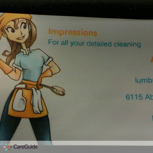 Housekeeper Provider Anne C's Profile Picture