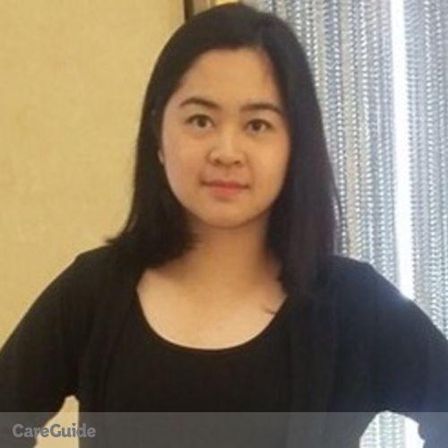 Canadian Nanny Provider Dana Lee's Profile Picture