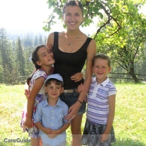 Canadian Nanny Provider Khrystyna Leshko's Profile Picture