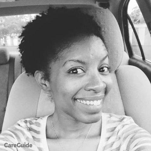 Child Care Provider ReJoyce A's Profile Picture