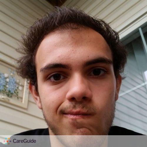 Child Care Provider Logan Dozois's Profile Picture