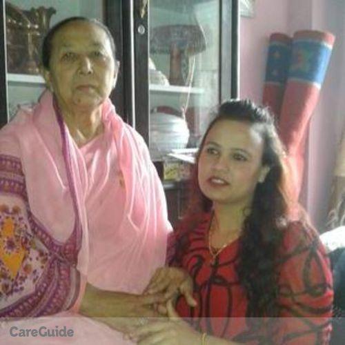 Elder Care Provider Mina Lamichhane's Profile Picture