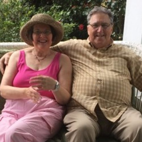 House Sitter Provider John and Miriam Hulett's Profile Picture