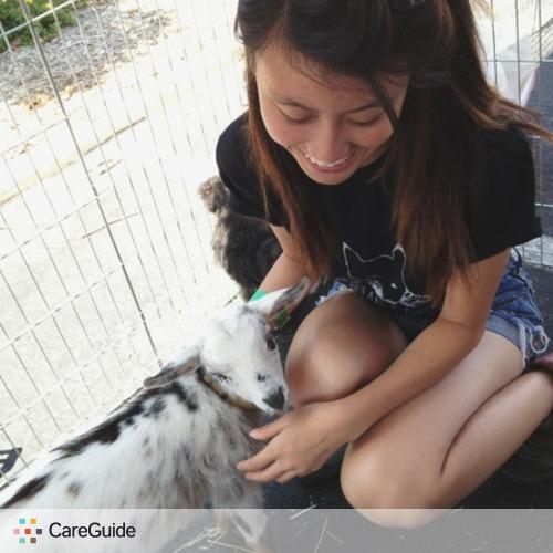 Pet Care Provider Alyssa San Mateo's Profile Picture