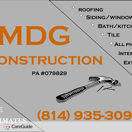 Roofer Provider Matt Good's Profile Picture