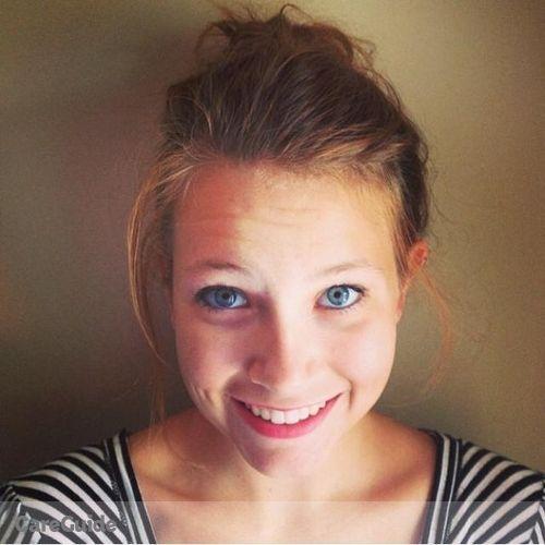 Canadian Nanny Provider Miranda Jaensch's Profile Picture