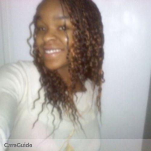 Canadian Nanny Provider Kamisha M's Profile Picture