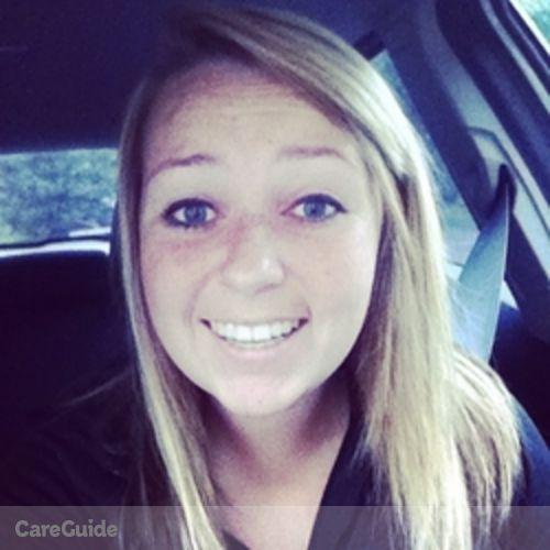 Canadian Nanny Provider Katelyn Burton's Profile Picture