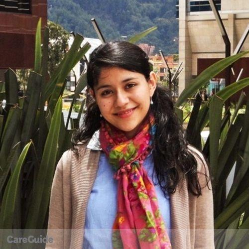 Canadian Nanny Provider Natalia Hernandez's Profile Picture