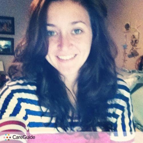 Child Care Provider Jenna Pearson's Profile Picture