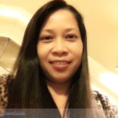 Canadian Nanny Provider Cecille Bosi's Profile Picture