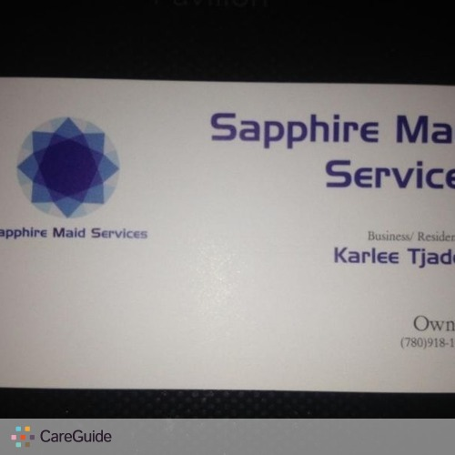 Housekeeper Provider Karlee Tjader's Profile Picture