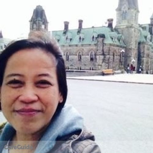 Canadian Nanny Provider Bernadeth C's Profile Picture