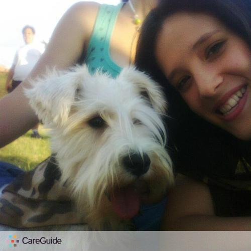 Pet Care Provider Diana Aguinaga's Profile Picture