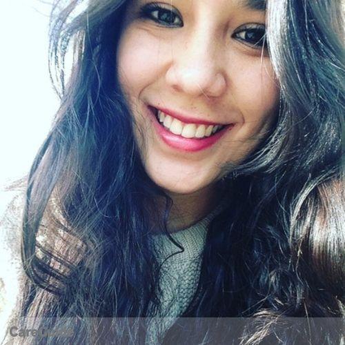 Canadian Nanny Provider Maria Jose Obando's Profile Picture