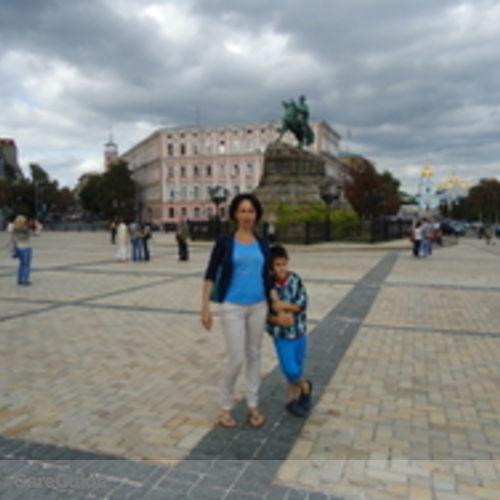 Canadian Nanny Provider Olga Kharchuk's Profile Picture
