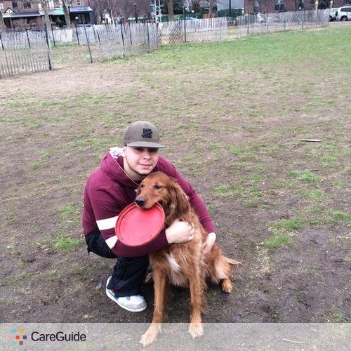 Pet Care Provider Will R's Profile Picture
