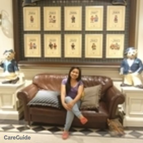 Canadian Nanny Provider Mariel Cagyat's Profile Picture