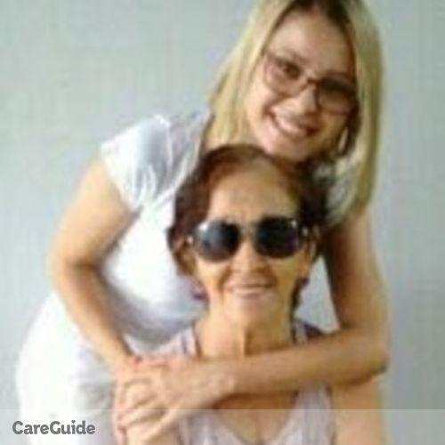 Canadian Nanny Provider Rayssa Cruz's Profile Picture