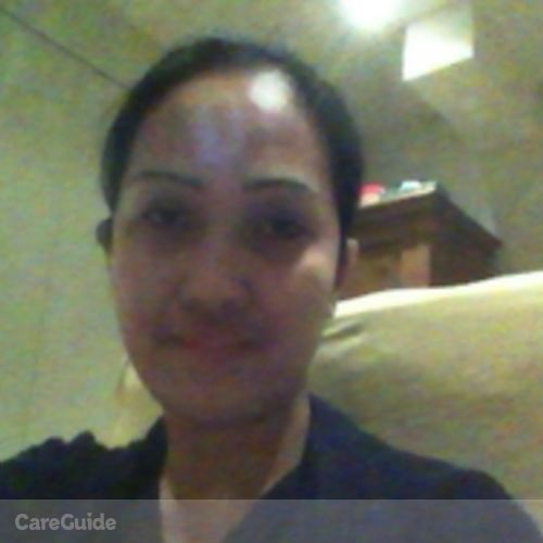 Canadian Nanny Provider Sonia Gamba's Profile Picture