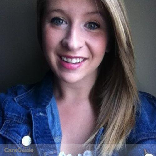 Canadian Nanny Provider Mikayla H's Profile Picture