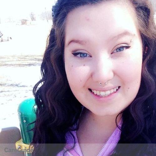 Canadian Nanny Provider Brittany Thomas's Profile Picture