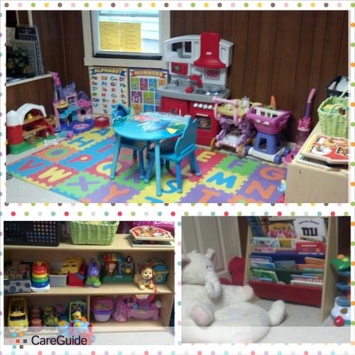 Child Care Provider Jessica Jacquelyn's Profile Picture