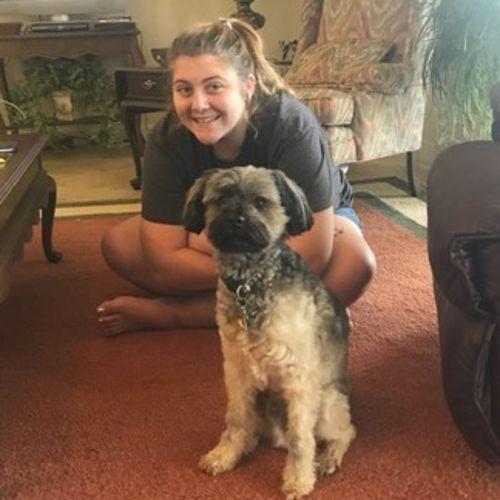 Pet Care Provider Ashley T's Profile Picture