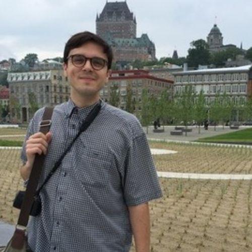 Canadian Nanny Provider Michael B's Profile Picture