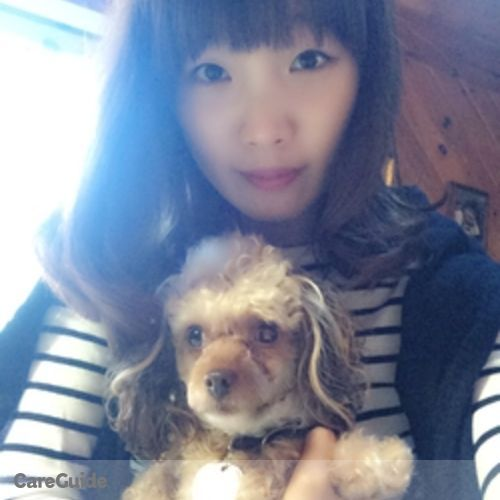 Canadian Nanny Provider Jayoung Yun's Profile Picture