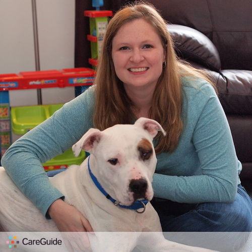 Pet Care Provider Meghan Breidenbach's Profile Picture
