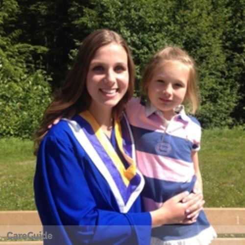 Canadian Nanny Provider Kasia K's Profile Picture