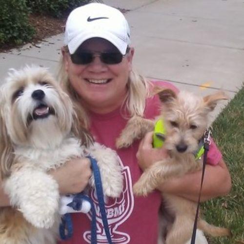 Pet Care Job Tina N's Profile Picture