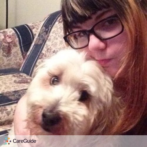 Pet Care Provider Emily Dunn's Profile Picture