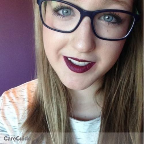 Canadian Nanny Provider Cassandra H's Profile Picture