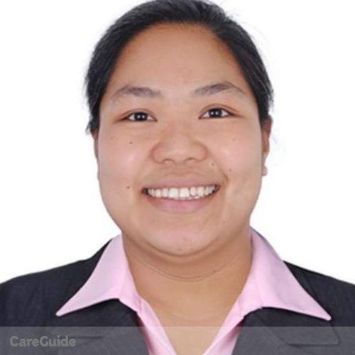 Canadian Nanny Provider Rebecca Joy Lopez's Profile Picture