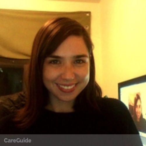 Canadian Nanny Provider Danielle Walton's Profile Picture